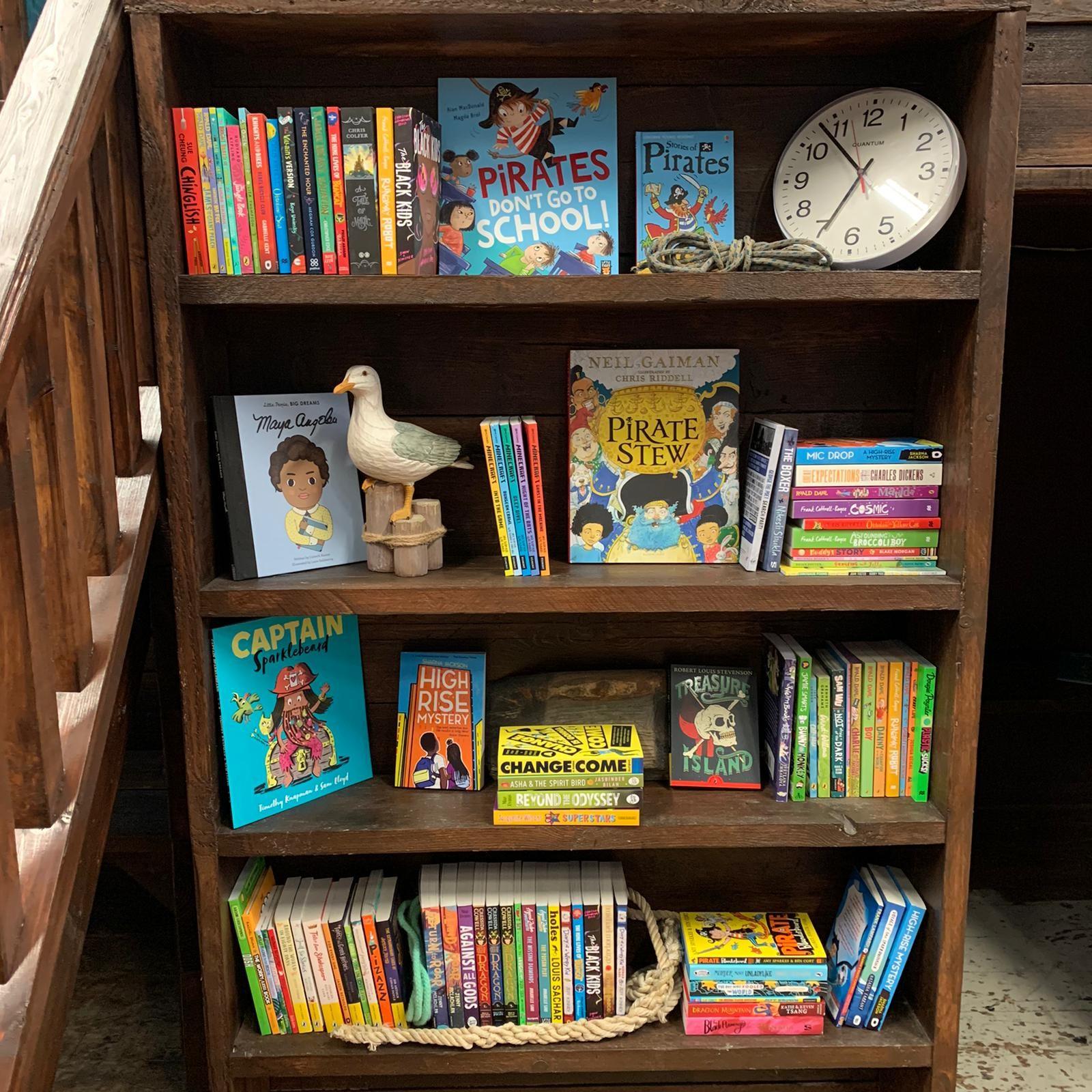 The Literacy Hubs Pompey Pirates
